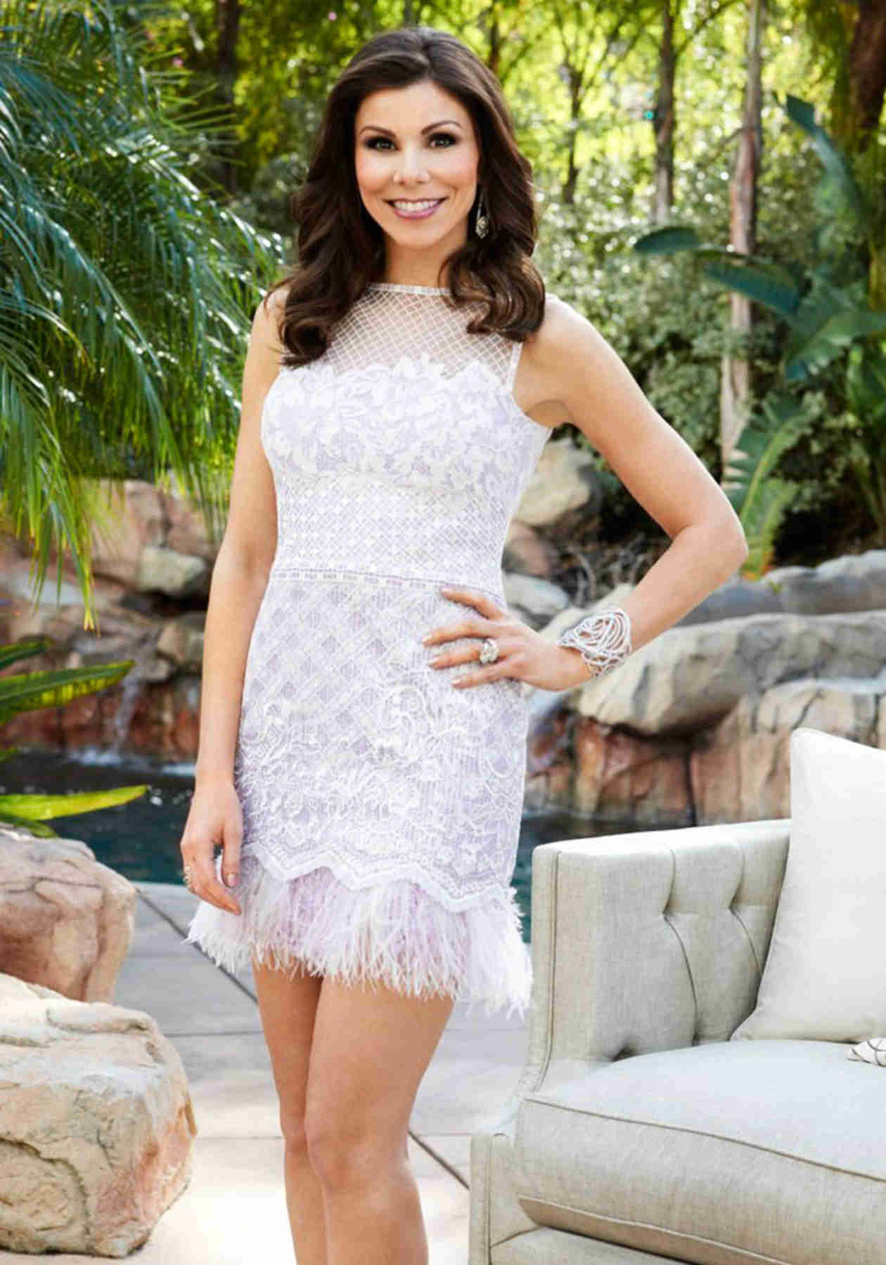 Heather Dubrow Shows Off Progress on New House! (PHOTO)