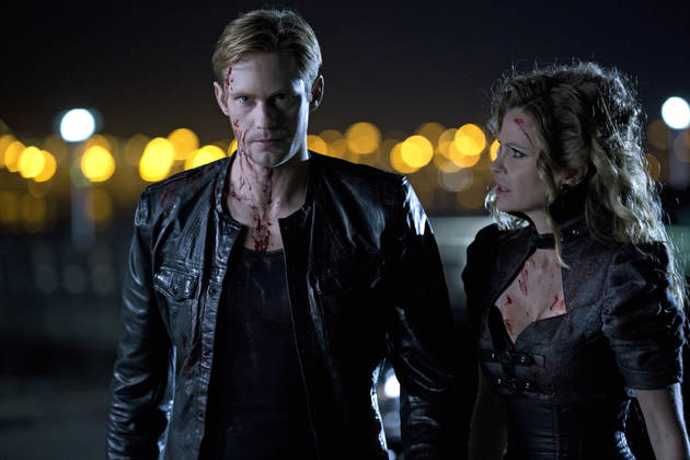 True Blood: Kristin Bauer on Final Pam, Eric Scene — Hope For Hep-V Cure? (VIDEO)