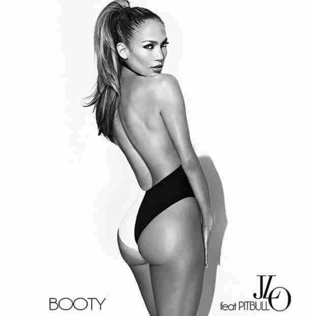 Jennifer Lopez Flaunts Her Flawless Booty For New Single Cover (VIDEO)