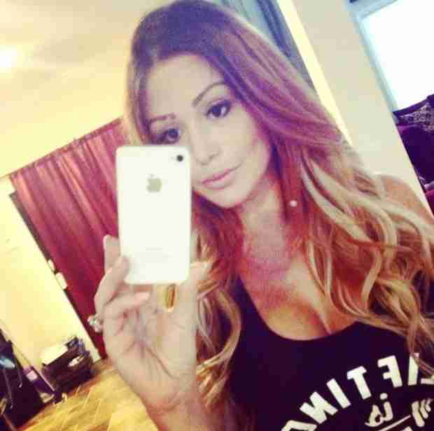 JWOWW Talks Post Pregnancy Sex and Delivery Details — No Sex For a Year or Two! (VIDEO)