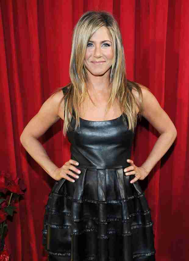 """Jennifer Aniston Puts Pregnancy Rumors to Rest! """"I Don't Have a Checklist"""" (VIDEO)"""