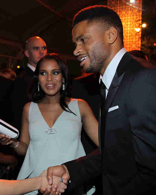 Kerry Washington and Jimmy Kimmel Talk About Their New Babies — What Do They Have in Common?