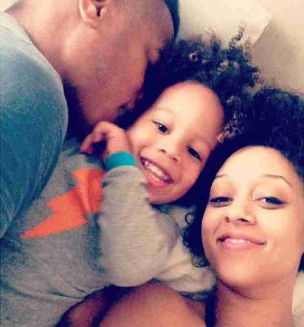 Tia Mowry: My Son Cree Taught Me What Unconditional Love Really Is