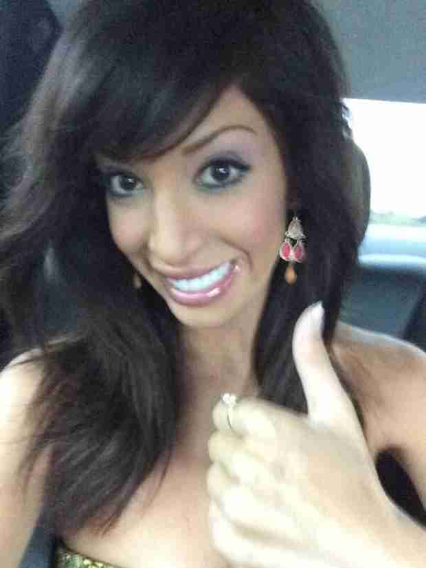 Farrah Abraham Shares Photo of Her NSFW Sex Toys