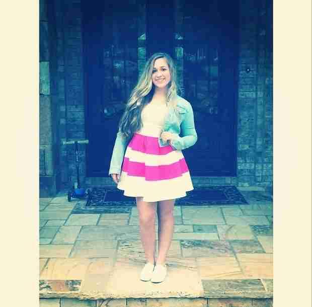 Ariana Biermann Starts Seventh Grade!