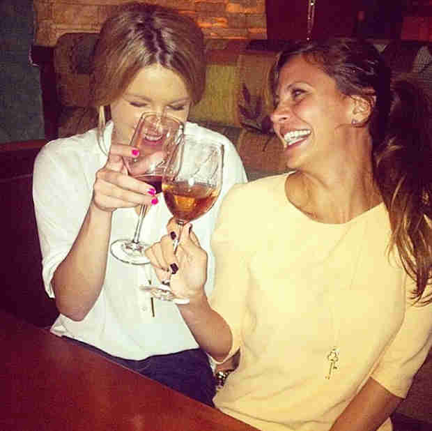Ali Fedotowsky's Sweet Tribute to Gia Allemand Nearly One Year After Her Death (PHOTO)