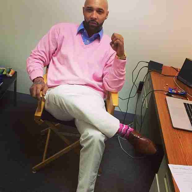 "Joe Budden Slams NYPD For Calling ""Man Hunt"" on Him"