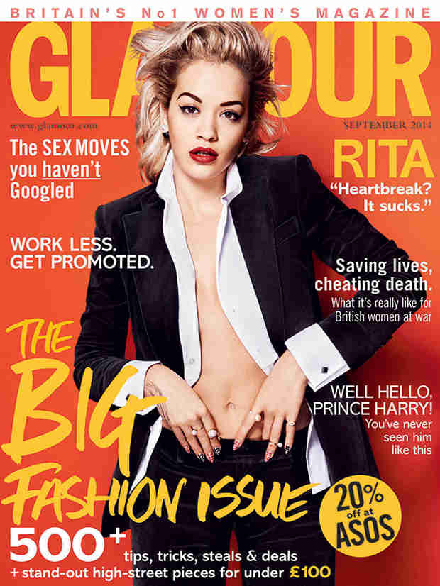 "Rita Ora Admits She's ""Not Doing Too Great"" After Calvin Harris Breakup — ""It Was a Wake Up Call"""