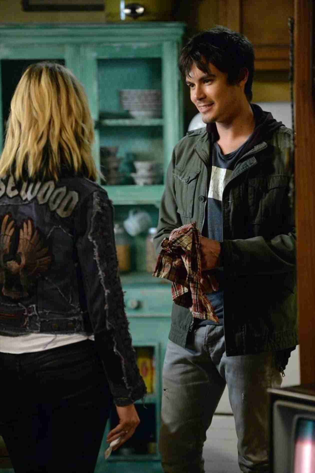 Pretty Little Liars Burning Question: Is Caleb Working With Ali?