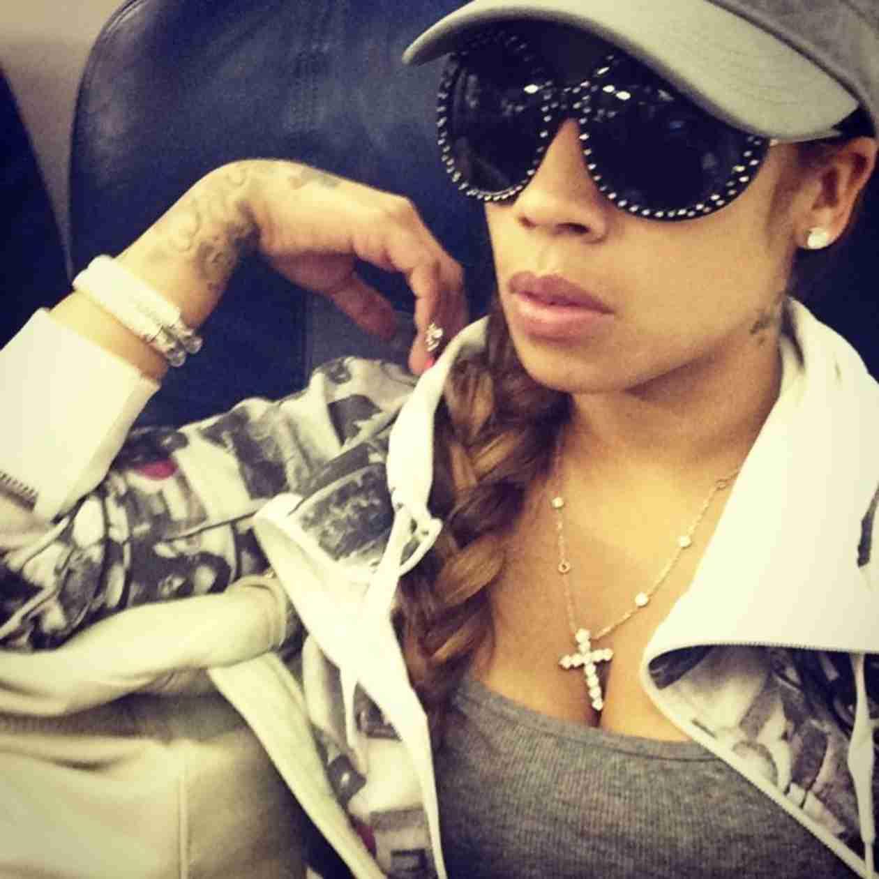Keyshia Cole Addresses Rumors She's Dating Women