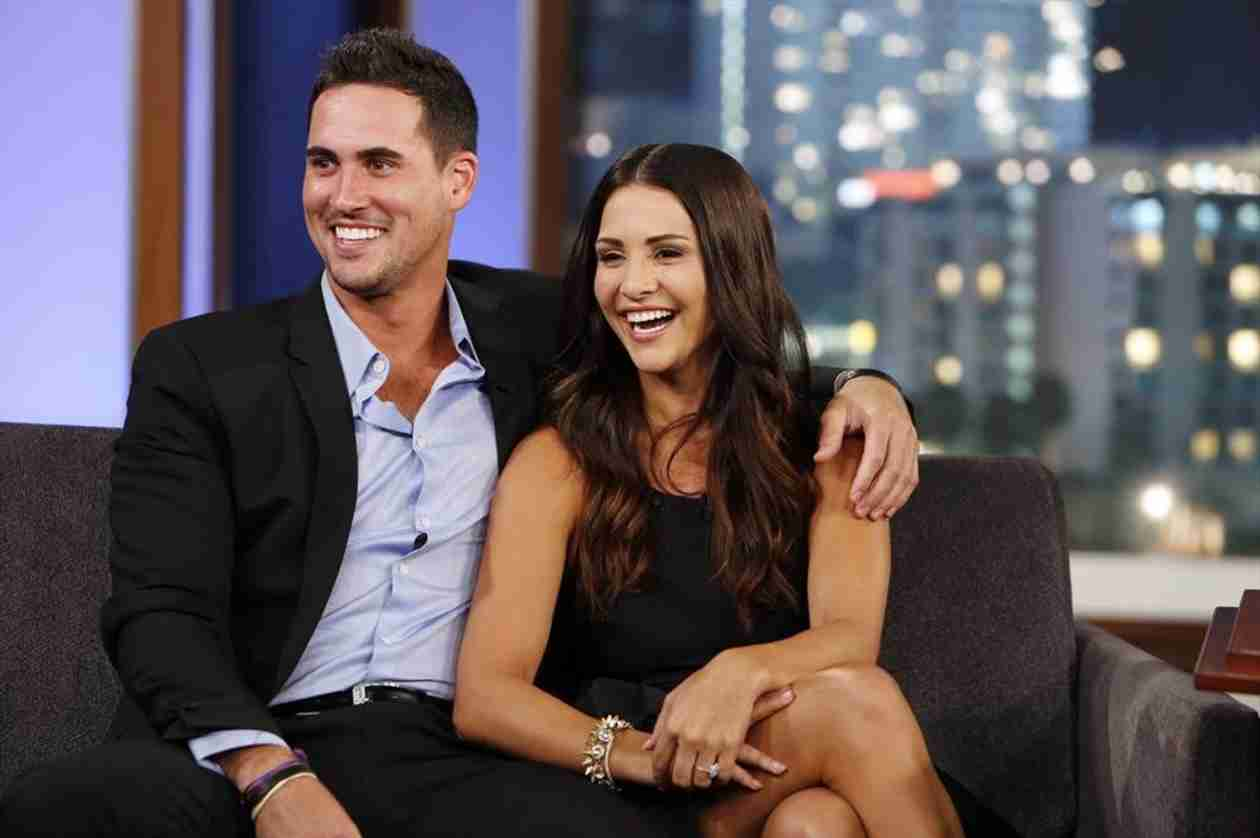Andi Dorfman and Josh Murray Already Dealing With Rumors of Relationship Trouble