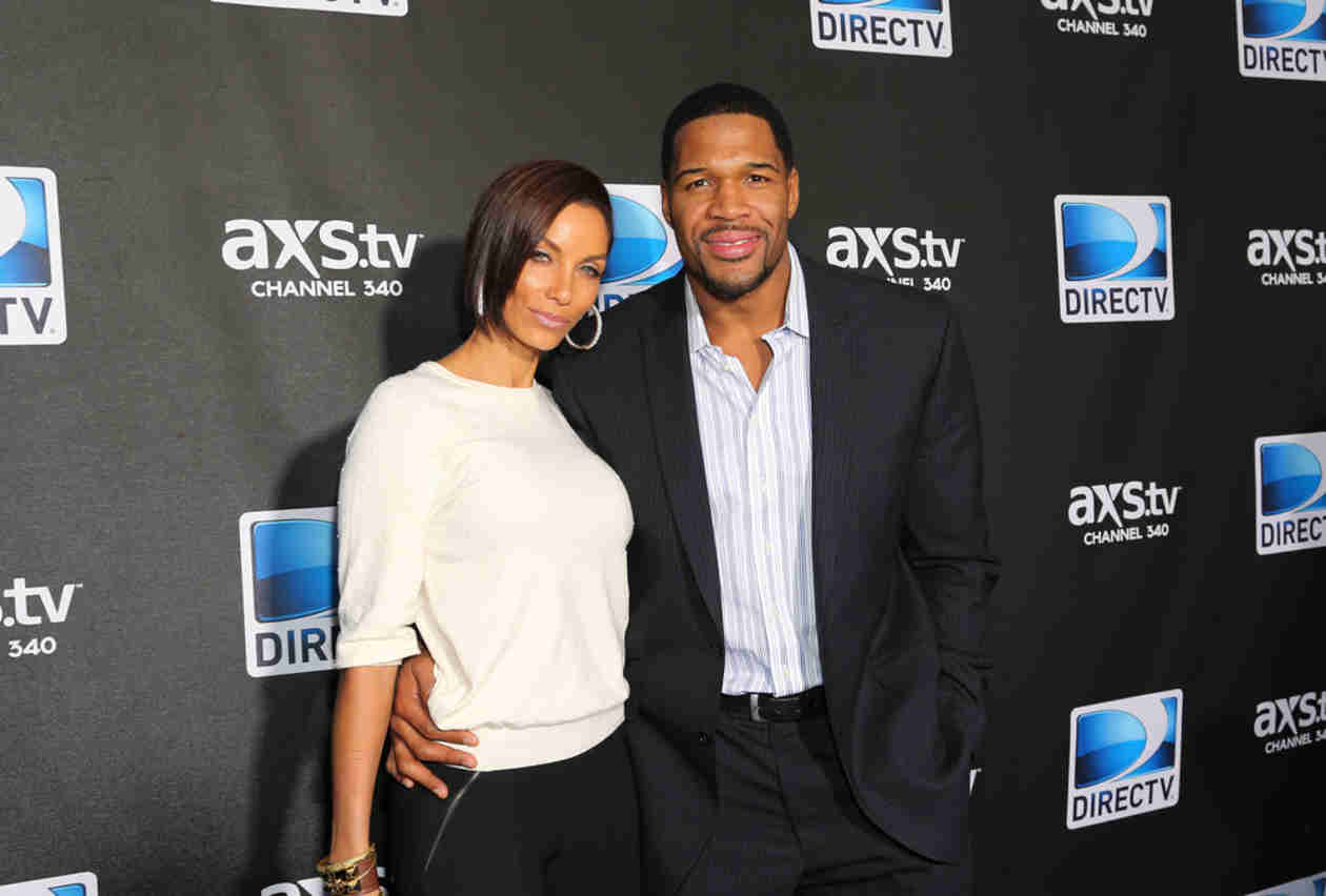 Michael Strahan and Nicole Murphy End Their 5-Year Engagement (VIDEO)