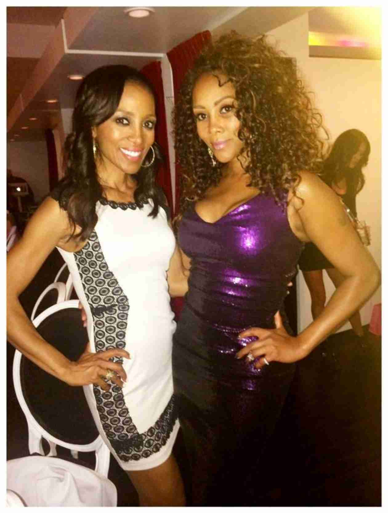 Vivica A. Fox Turns 50 — See Her Amazing Egyptian Goddess Birthday Photo