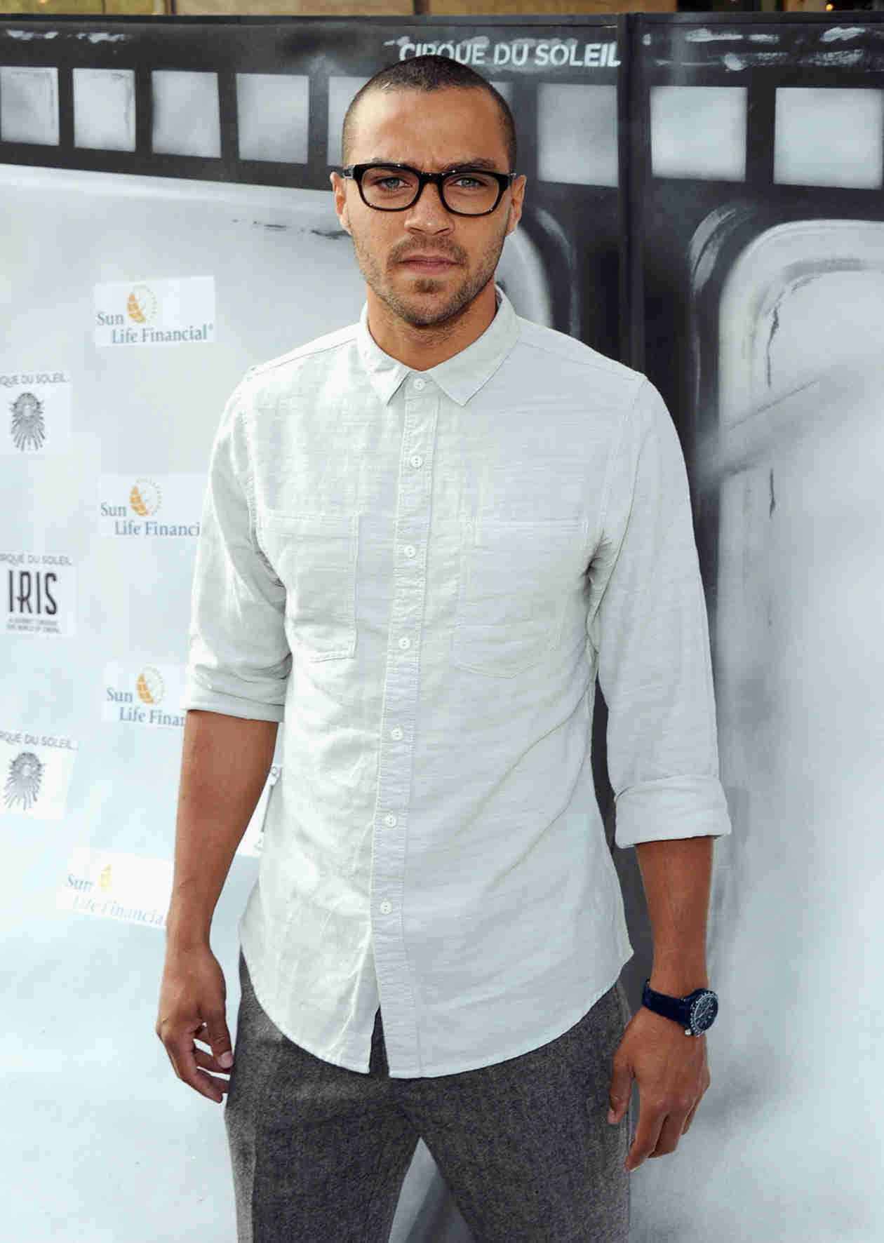 """Jesse Williams Discusses Ferguson on CNN: We """"Are Not Treated Like Human Beings"""""""