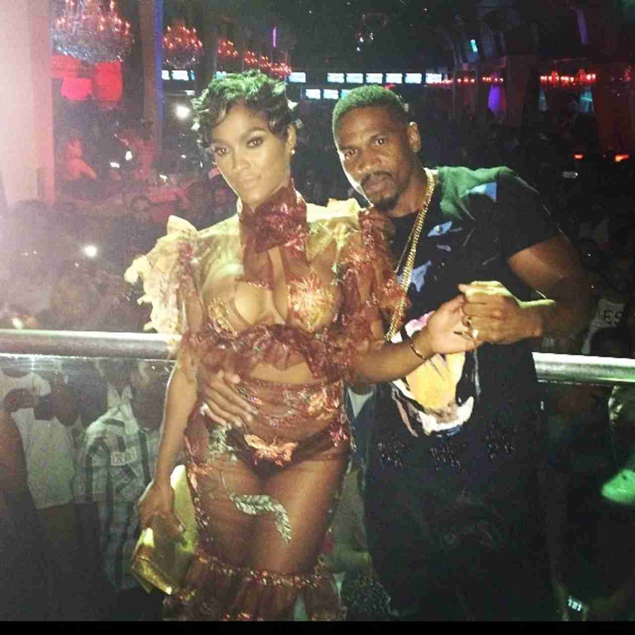 Stevie J. and Joseline Hernandez Brave the ALS Ice Bucket Challenge (VIDEOS)