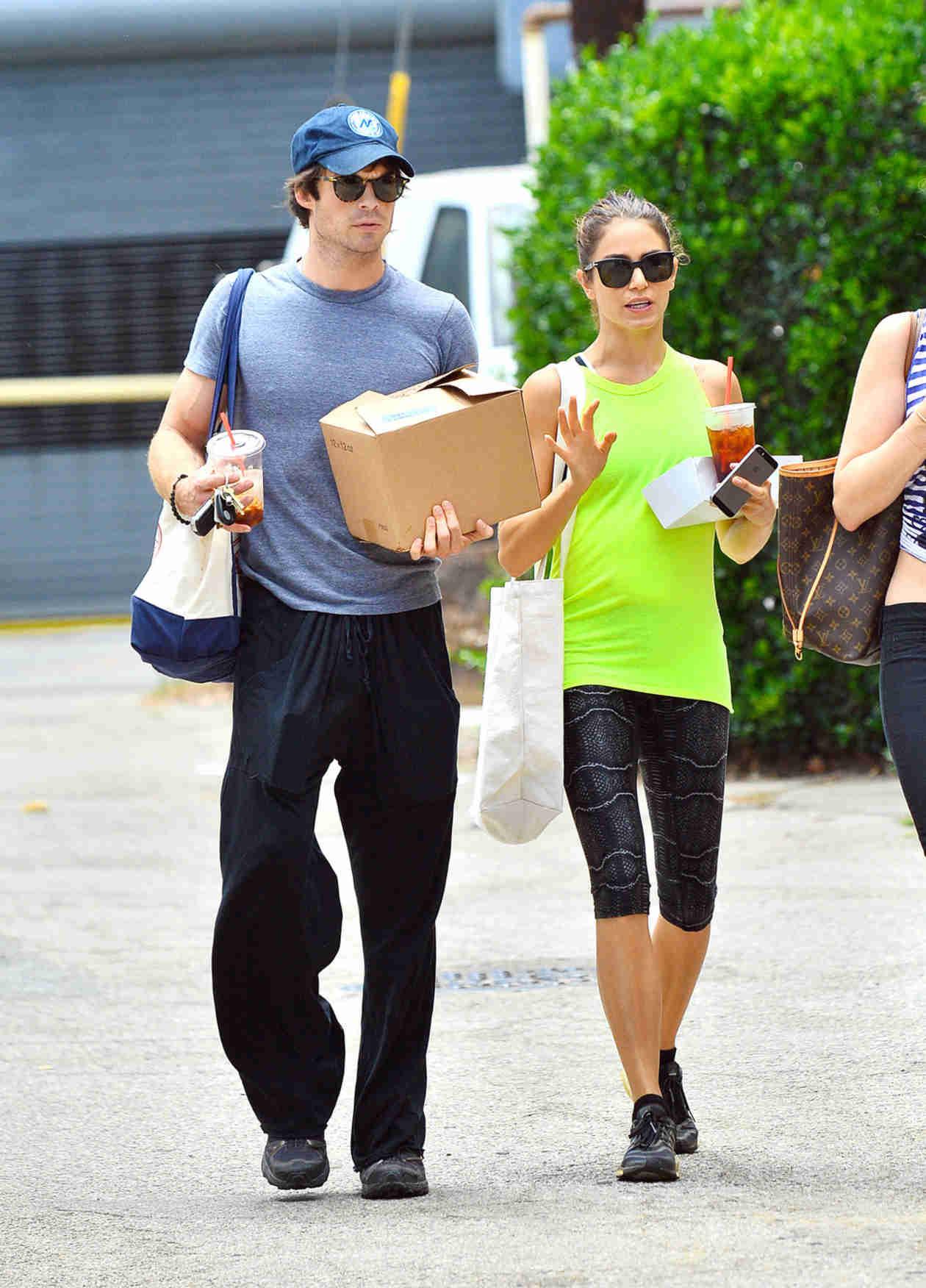 Ian Somerhalder and Nikki Reed Named Summer's Hottest Celebrity Couple