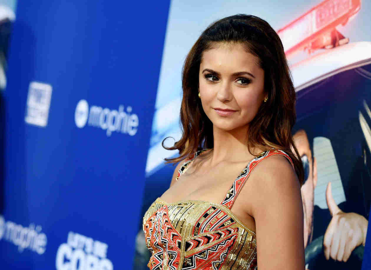 "Is Nina Dobrev Shaving Her Head?! ""I Kinda Like It"""