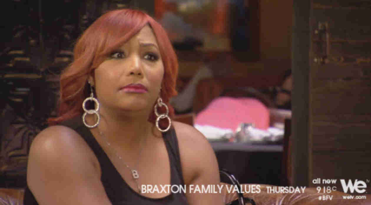 Traci Braxton Asks Her Husband For a Divorce — See What She Says (VIDEO)