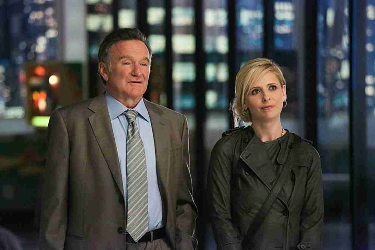 """Sarah Michelle Gellar: Robin Williams """"Was the Father I Always Dreamed of Having"""""""