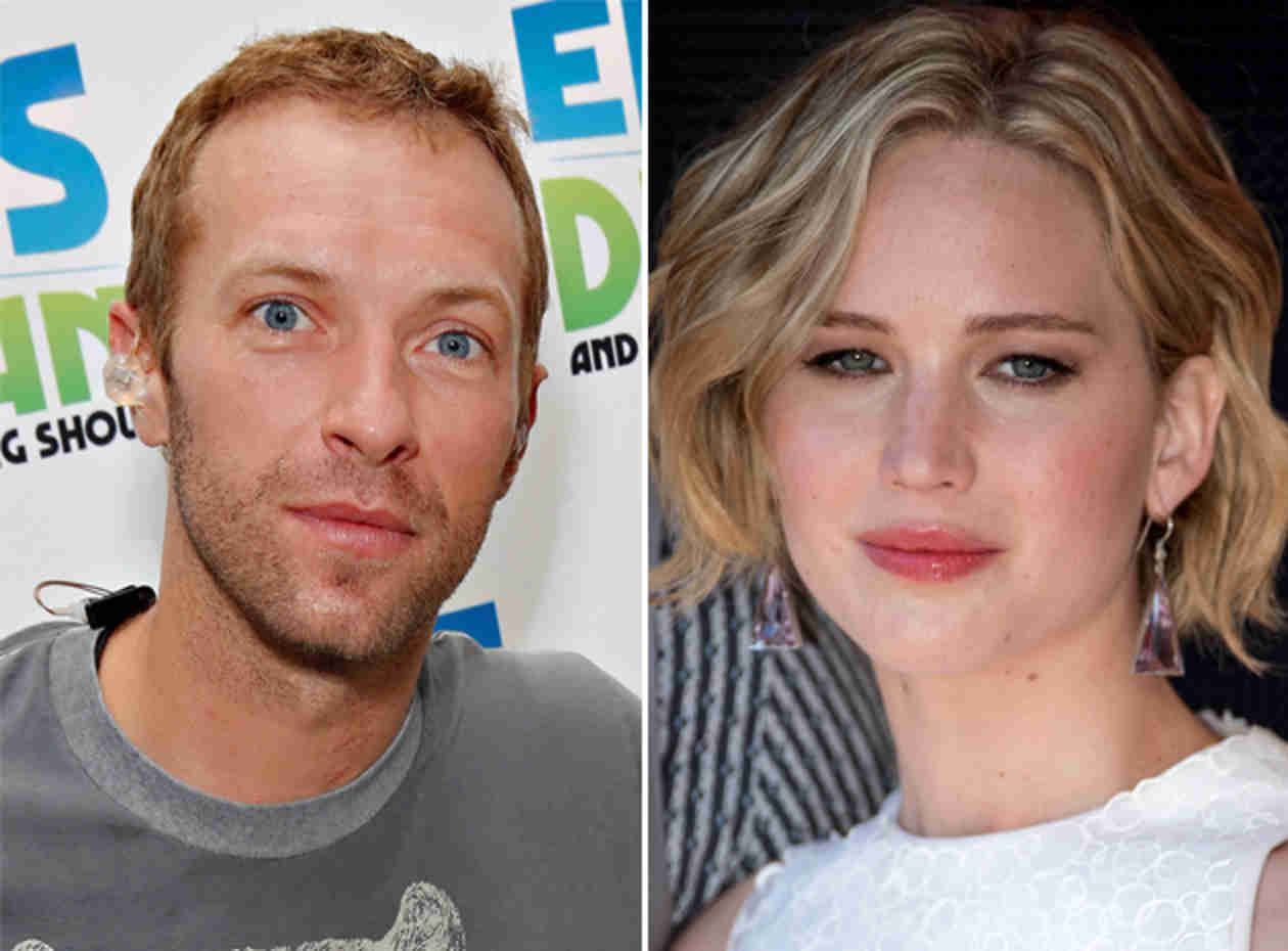 Jennifer Lawrence Is Dating Chris Martin — Report (VIDEO)