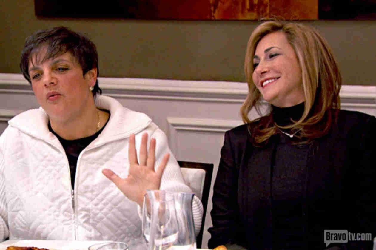 Is Rosie Pierri Still Dating Ellen Minkin?