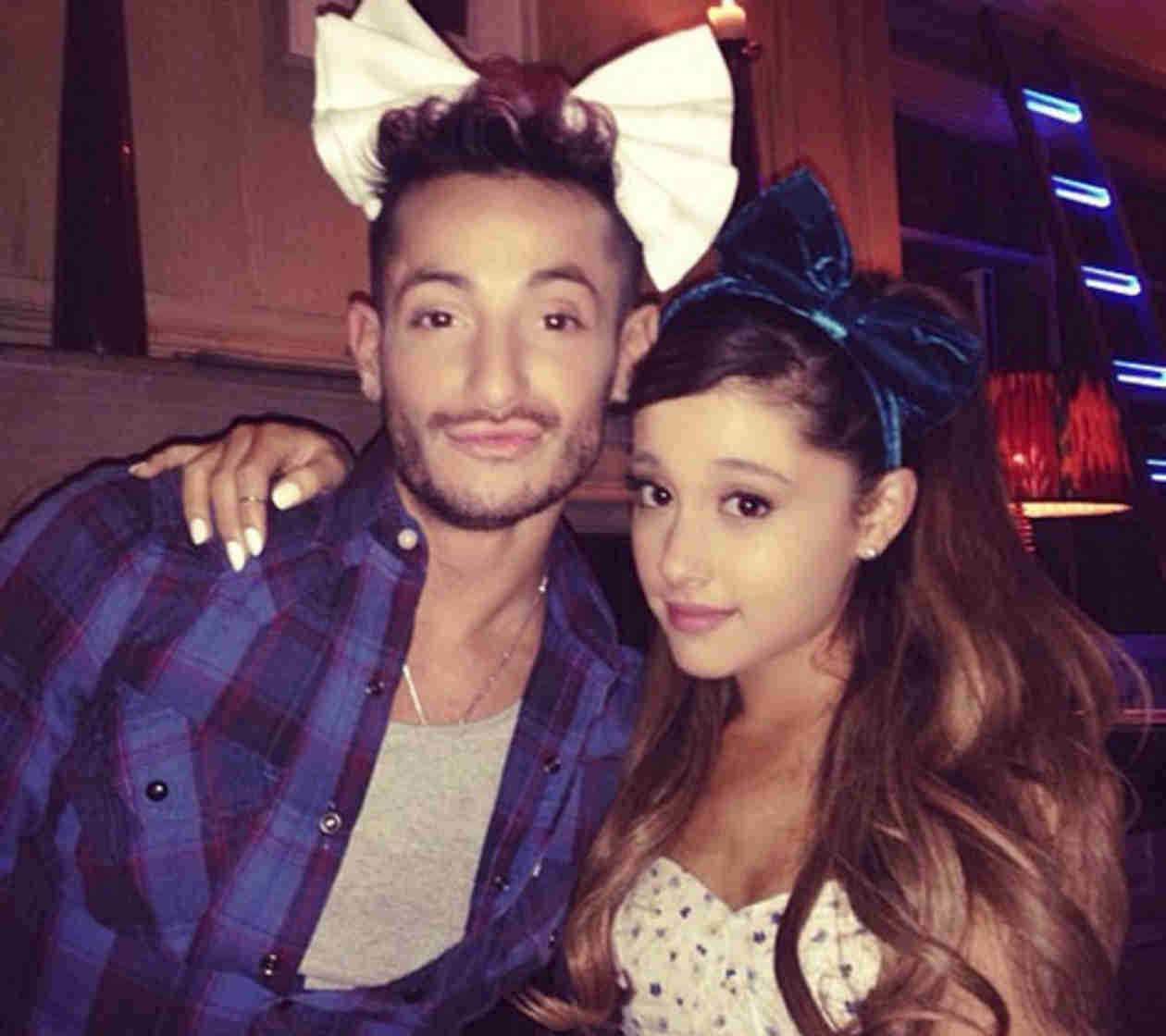 "Ariana Grande on Frankie Grande's Big Brother Game: He Was ""So Shady!"""