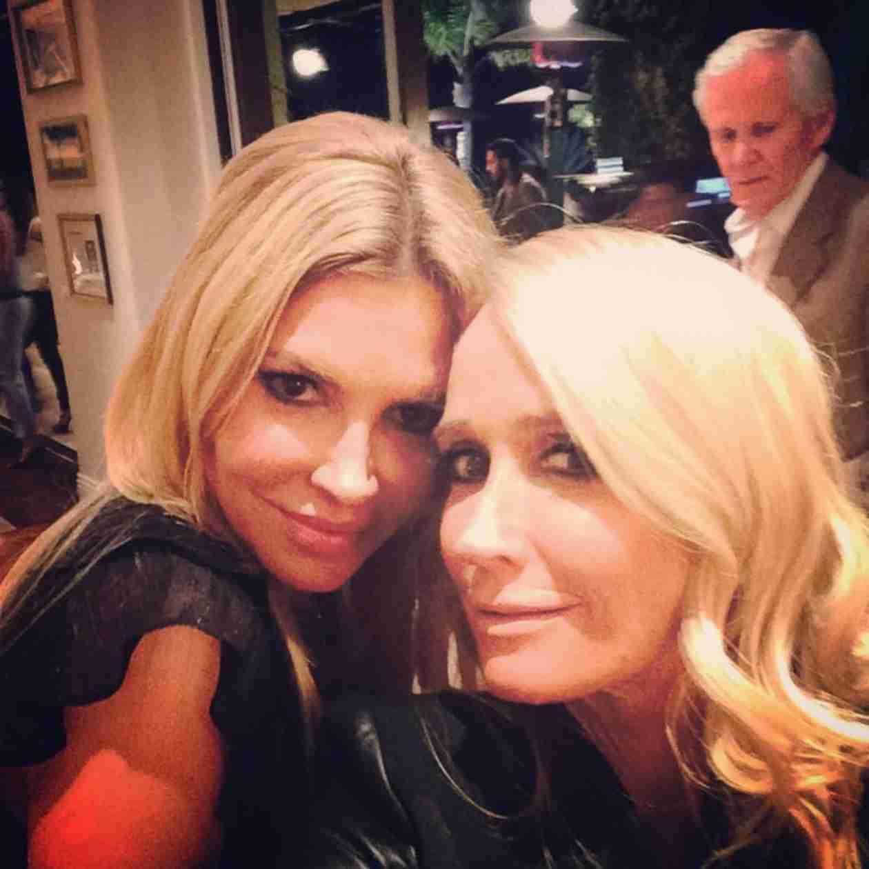 Brandi Glanville and Kim Richards Take an Adorable Selfie (PHOTO)