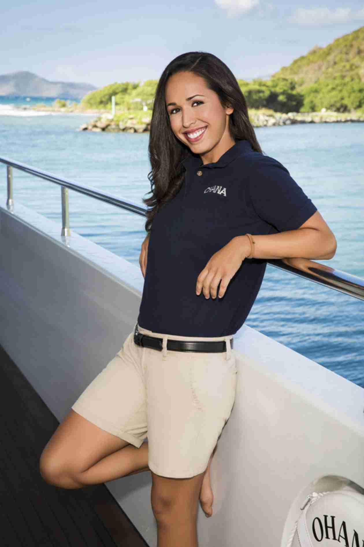 Below Deck's Jennice Ontiveros Teases Kelley Johnson Romance in Season 2  — Exclusive