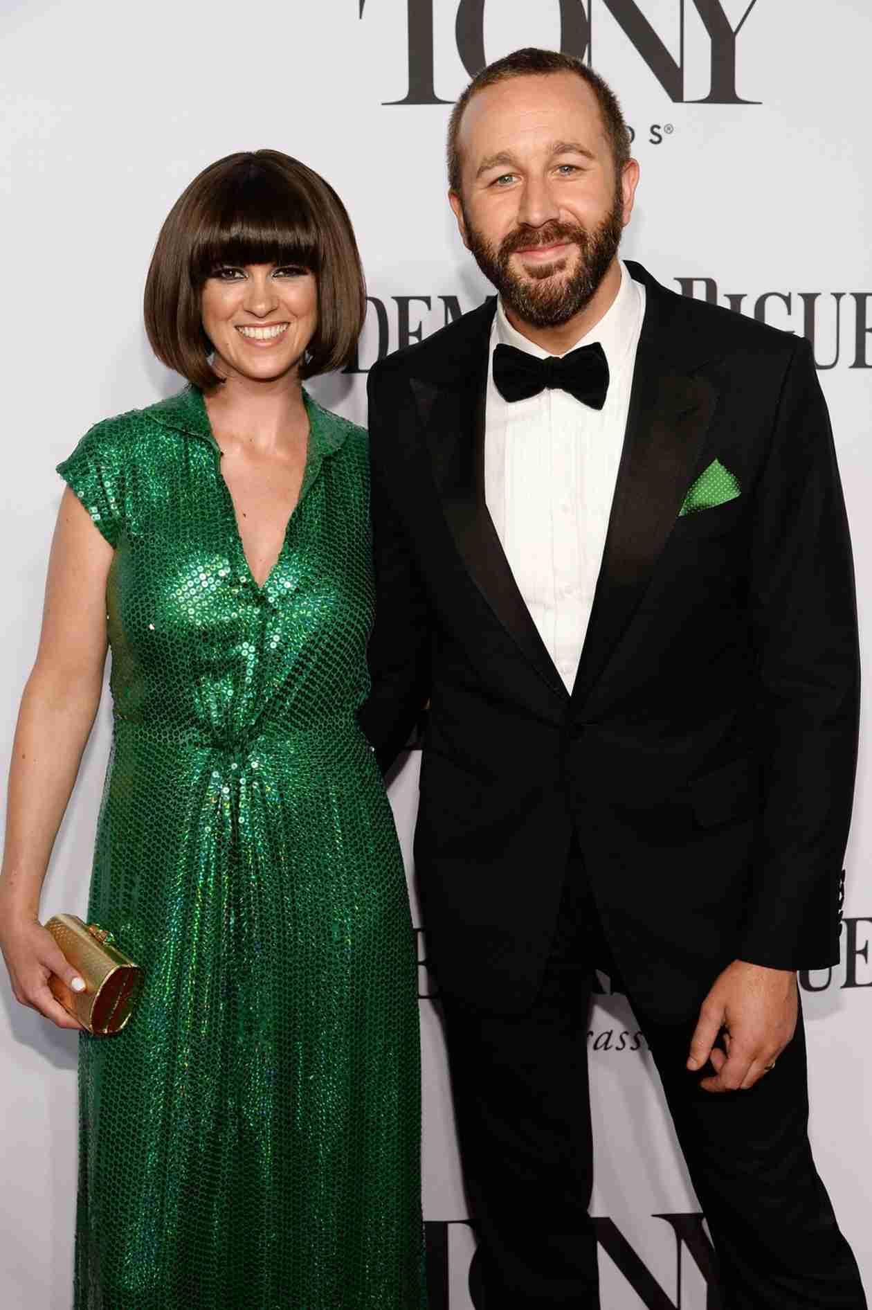 Chris O'Dowd and Wife Dawn Reveal They're Expecting During Their ALS Clip! (VIDEO)
