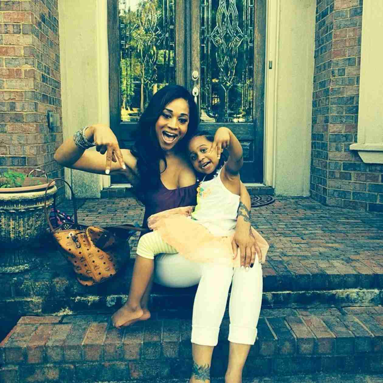 Mimi Faust Says She's Concerned About Stevie J.'s Drug Use