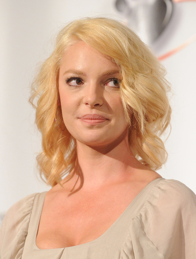 Katherine Heigl Throws Tantrum About Her Nebraska-Sized Ass, Claims Dubious Report