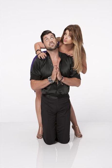 "Maksim Chmerkovskiy Talks About ""Sad"" End to Kirstie Alley Friendship (UPDATE: She Says She Was ""Ass Raped"")"