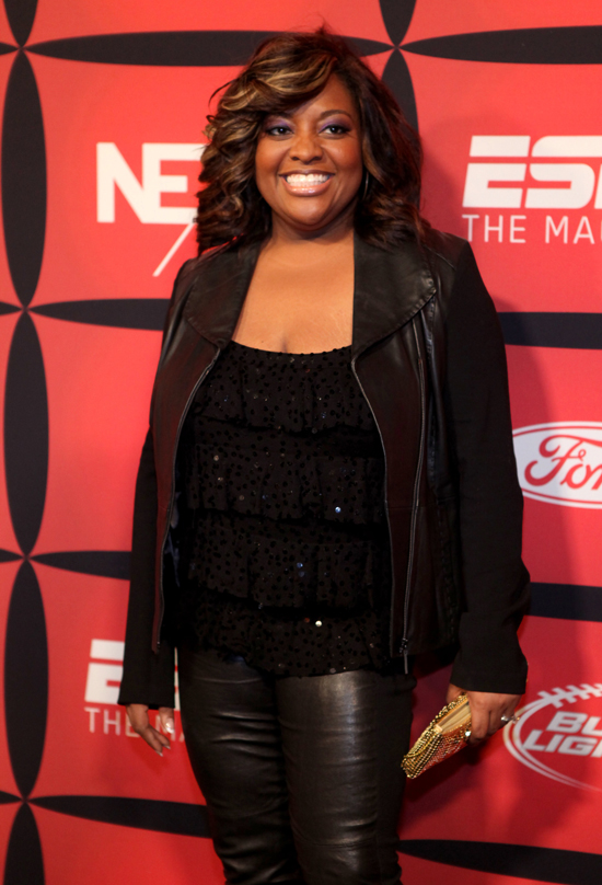 Sherri Shepherd's Surrogate Gives Birth to Baby Boy