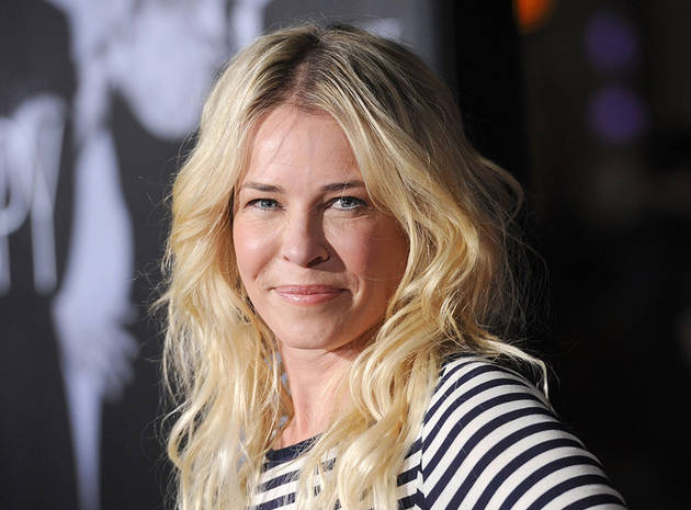 Chelsea Handler Posts Topless Selfie to Instagram! (VIDEO)