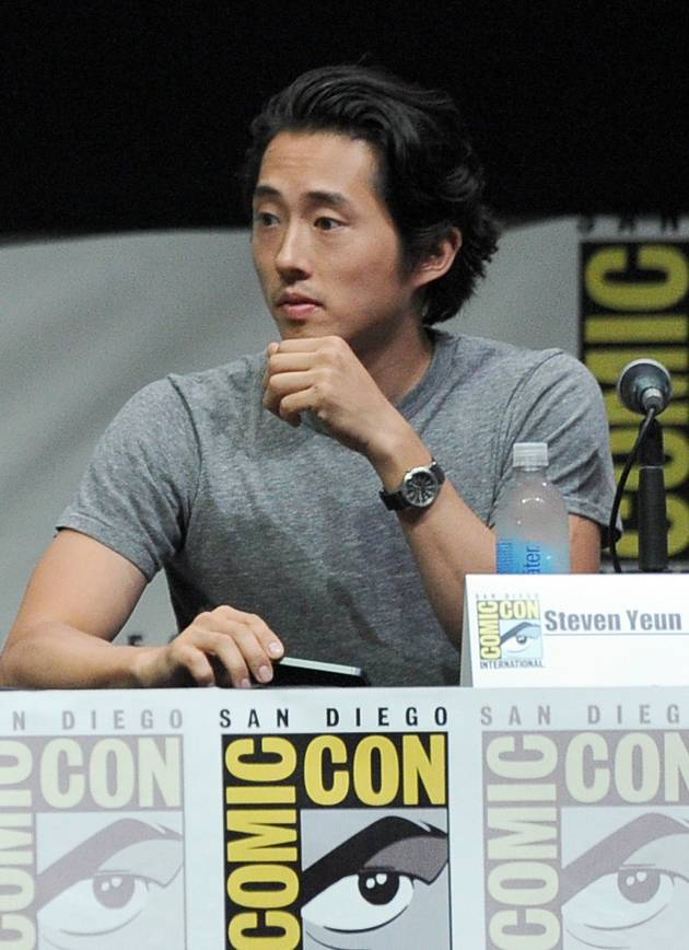 The Walking Dead's Steven Yeun to Appear on Drunk History — See Preview (VIDEO)