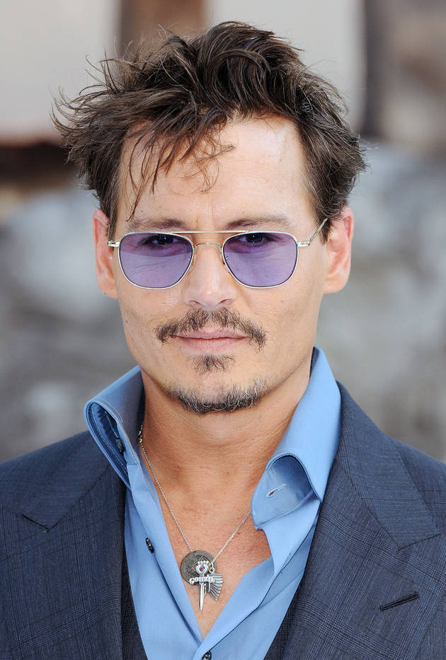 Johnny Depp and His Teenage Daughter to Star in New Movie (VIDEO)