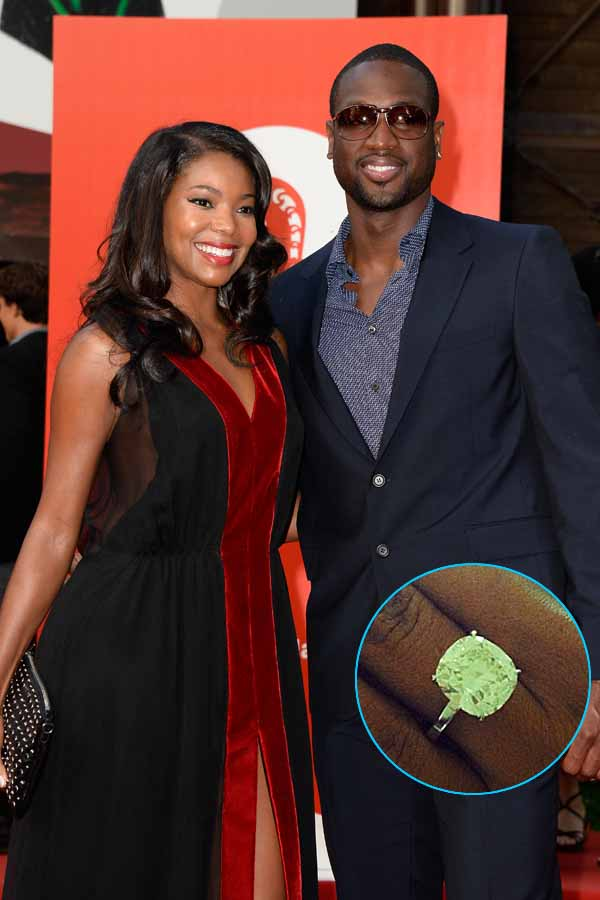 Dwyane Wade and Gabrielle Union Force Confidentiality Agreement on Wedding Guests — Report
