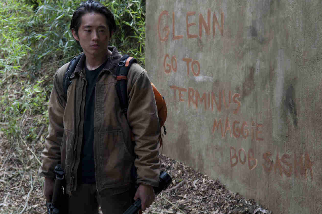 Will Glenn Help Maggie Find Beth in The Walking Dead Season 5?