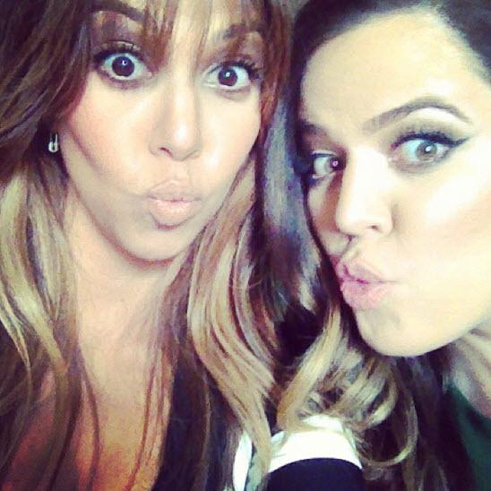 Kourtney Kardashian Demands $25,000 to Decorate Khloe's New Home