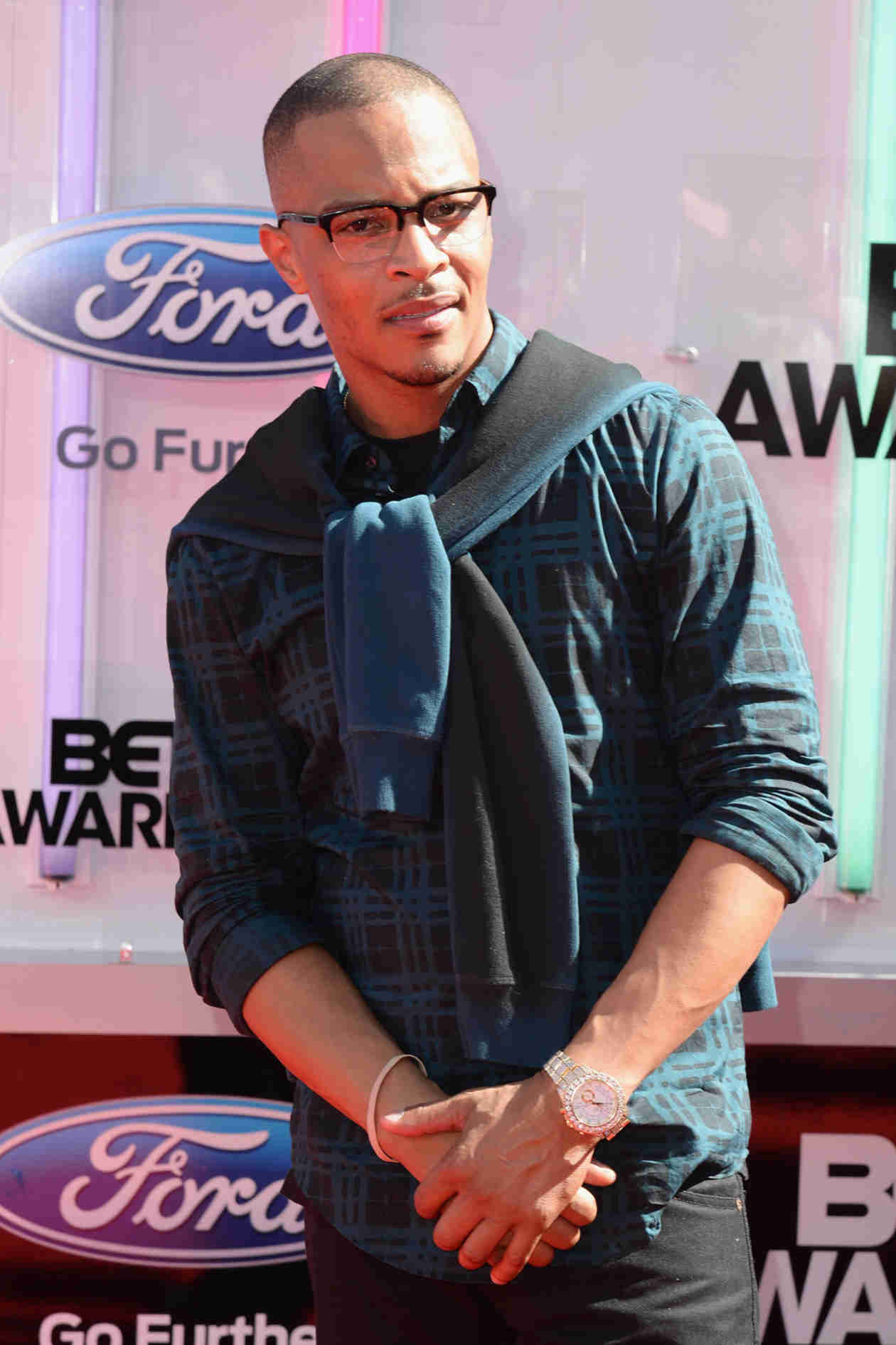 T.I. Dishes on Rumored Marriage Crisis — See What He Says!
