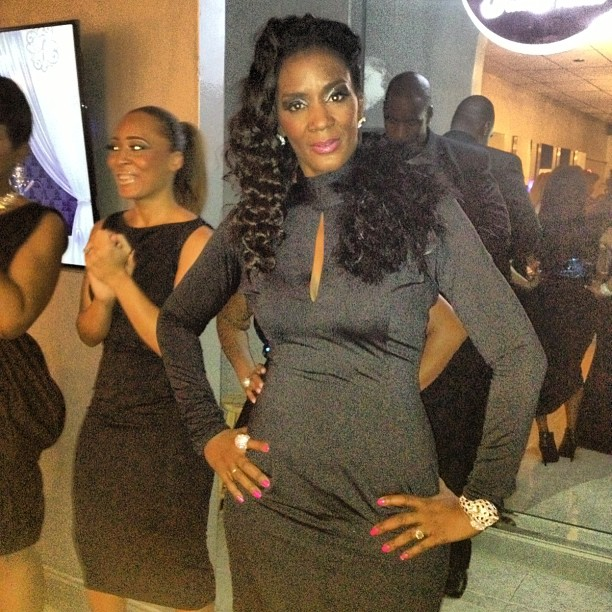 Momma Dee Is Feuding With Erica Dixon and Reveals Erica's Fling With Lil' Scrappy!