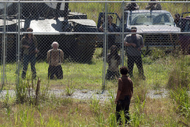More Hershel! Watch Deleted Scene From The Walking Dead Season 4 (VIDEO)