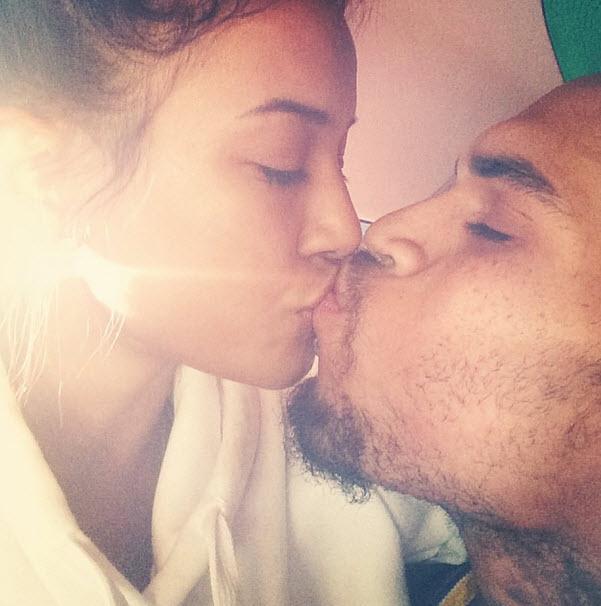 Chris Brown, Karrueche Tran Have Officially Split — Report (UPDATE)
