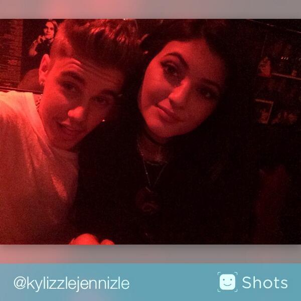 Kylie Jenner Celebrates Her 17th Birthday With Justin Bieber — and a Penis Cake! See It (VIDEO)
