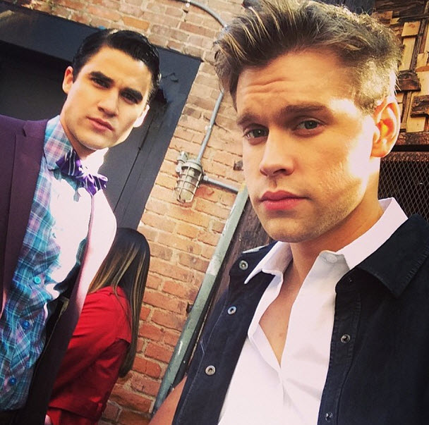 Glee Season 6: Chord Overstreet to Be in Every Episode!