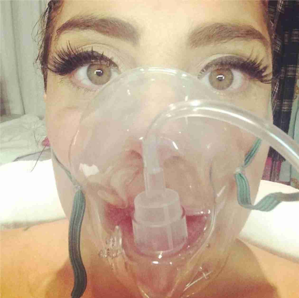 Lady Gaga Hospitalized — Altitude Sickness to Blame (VIDEO)