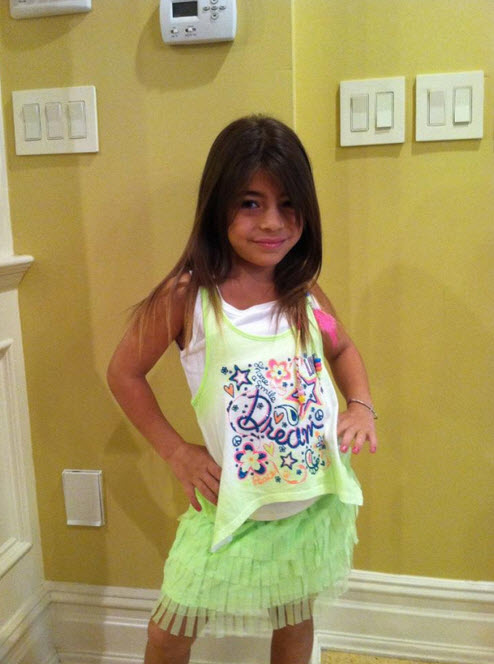 Check out Milania Giudice's Huge Closet — Is It Too Much? (VIDEO)