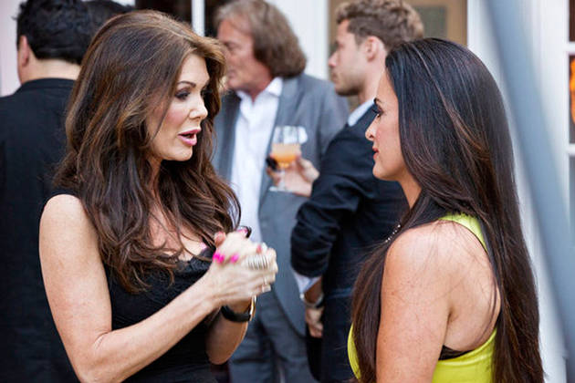 Are Lisa Vanderpump and Kyle Richards Friends Again?
