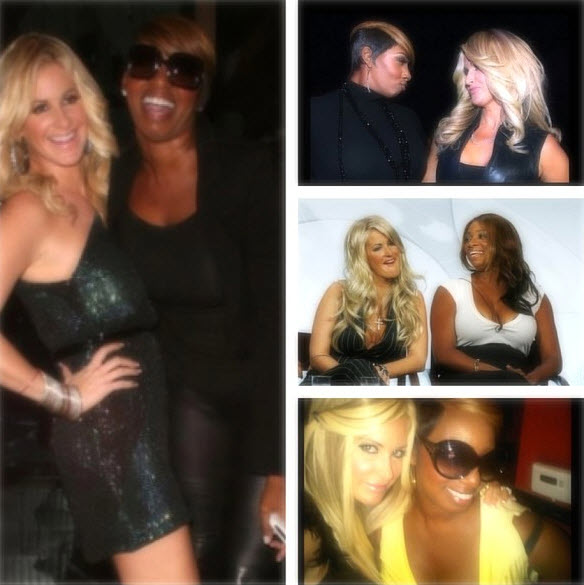 "Kim Zolciak: NeNe Leakes and I Are ""Cool Now"" (VIDEO)"