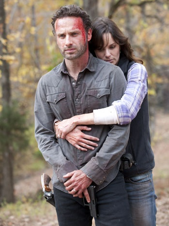 """The Walking Dead Season 5: Romance Will Be """"A Reality and a Complication"""" — For Whom?"""